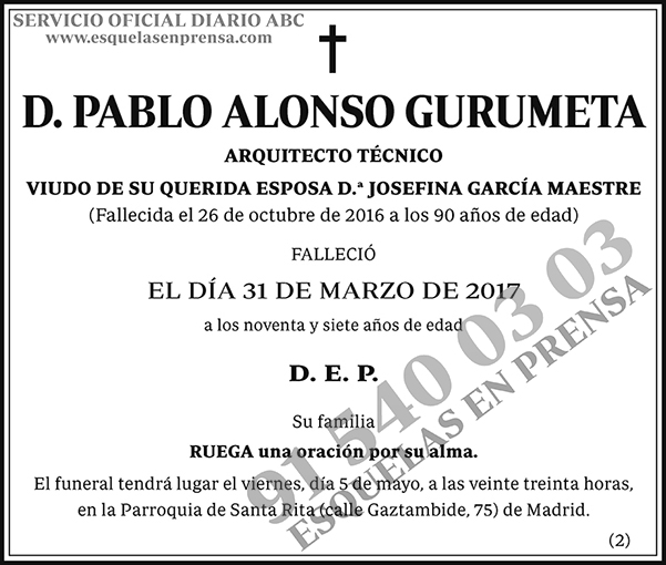 Pablo Alonso Gurumeta
